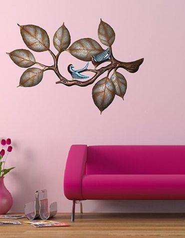 Wall Decor Tree With LED