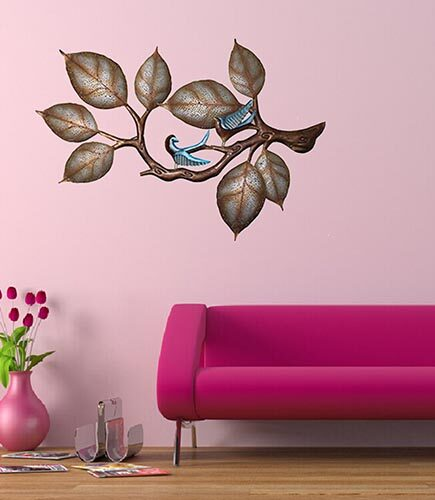 Wall Decor Tree With LED