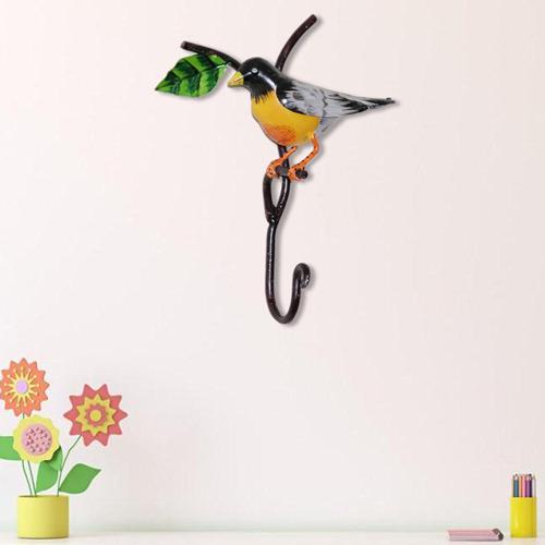 iron-hand-painted-bird-wall-hook