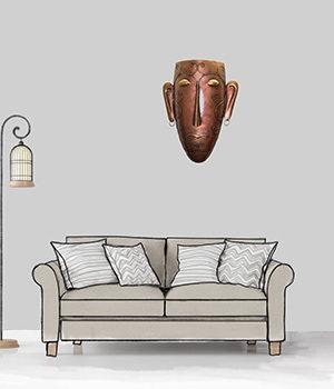 Male-Mask-wall-hangigng-decor