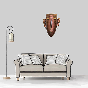 Male-Mask-wall-hangigng-decor