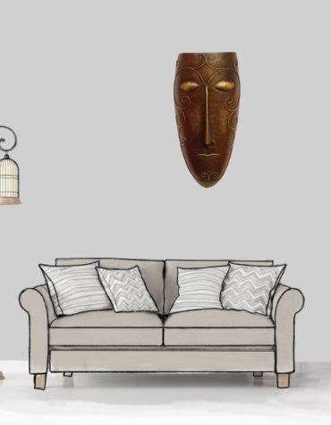 female-Mask-wall-hangigng-decor
