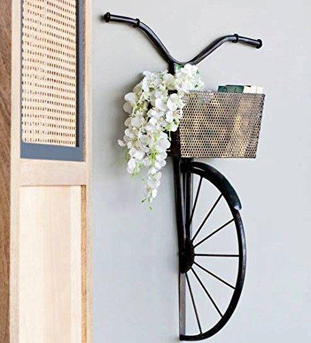Iron Cycle Wall Hanging Decoratives