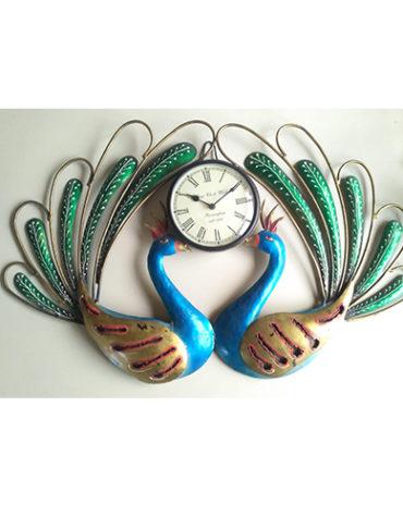 peacock-watch-wall-decor