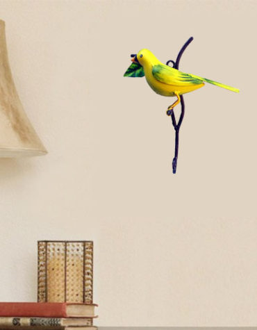 yellow-1-birds-hook-wall-hanging-decor