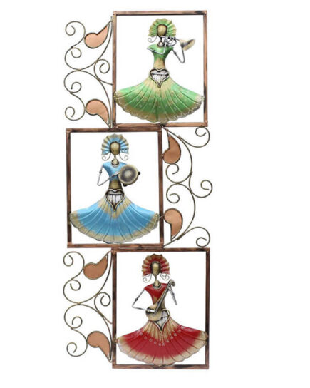 Three-dancing-leddy-fram-wall-decor-2