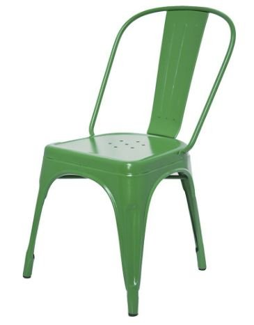 Metal Bar Cafe Garden Chair