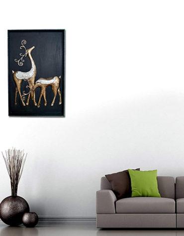 deer-couple-3d-wall-hanging-frame-wall-decor