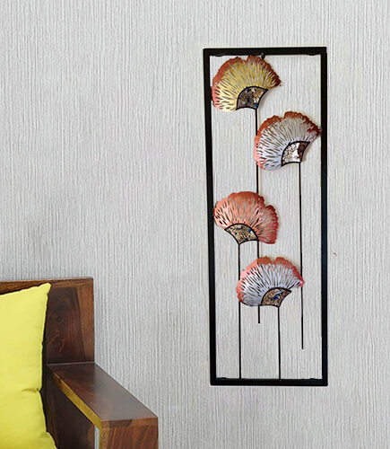 Four Leaf Frame Wall Hanging Crafts for bedroom