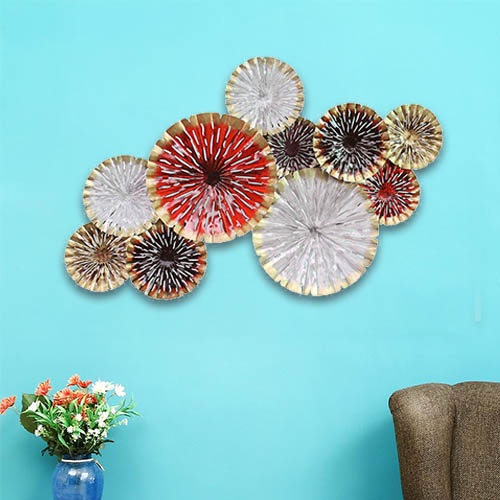 Circle Wall Decor For Home And Office Decoration